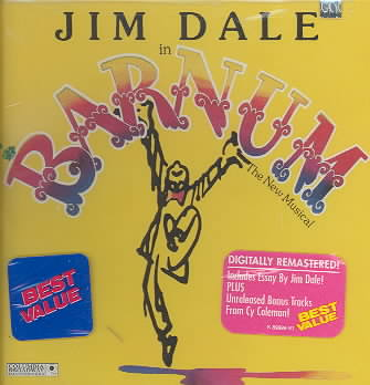 BARNUM (OST) BY DALE,JIM (CD)