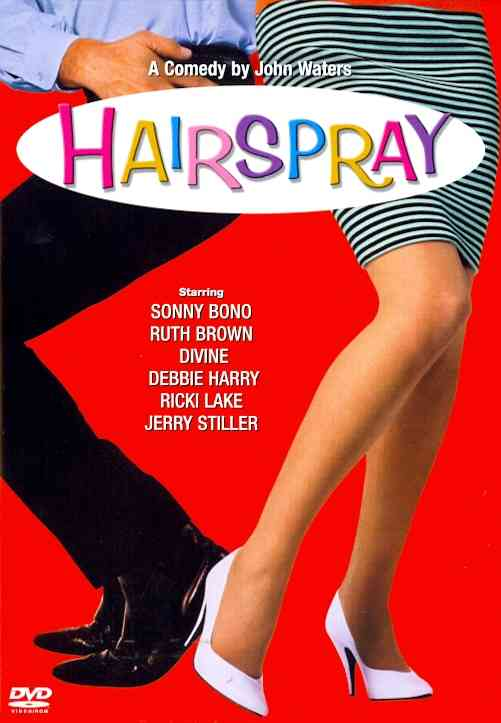 HAIRSPRAY BY DIVINE (DVD)